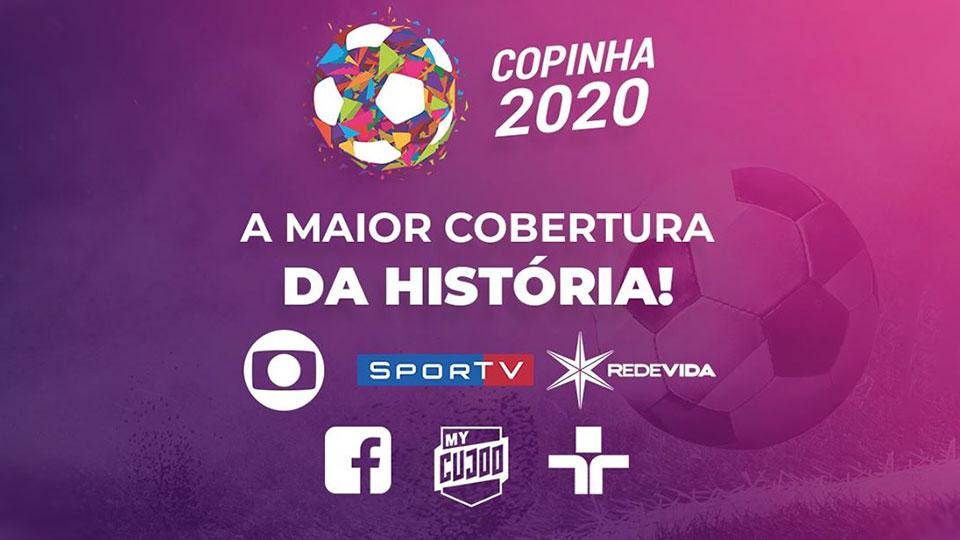 Resultado de imagem para copa são paulo de futebol júnior 2020