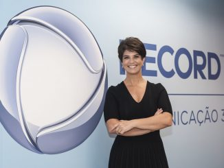 Mariana Godoy na Record TV (Antonio Chahestian / Record TV)