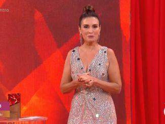 Fátima Bernardes- Reprodução TV
