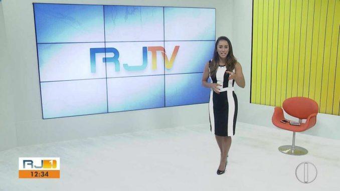 Ana Paula Mendes- Reprodução TV