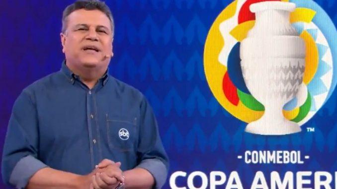 Copa América- Divulgação SBT