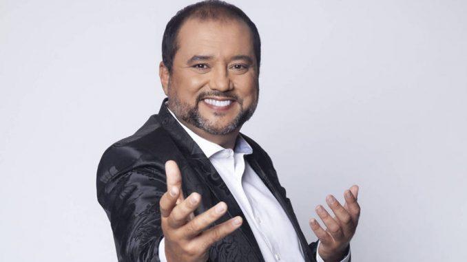 Geraldo Luís: Foto- Edu Moraes- Record TV