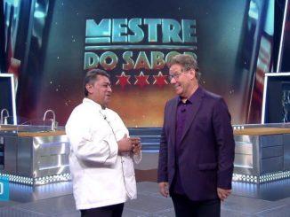 Mestre do Sabor- Divulgação Globo