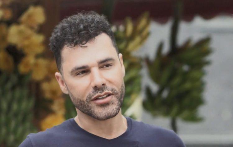 Rodrigo Sant'Anna- (Imagem: Reprodução / Globo)