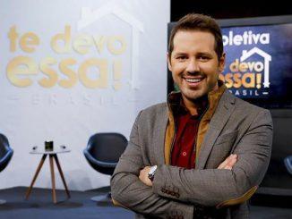 Dony de Nuccio- Te Devo Brasil - SBT