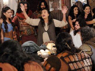 Novela Bíblica: A Terra Prometida/ Record TV
