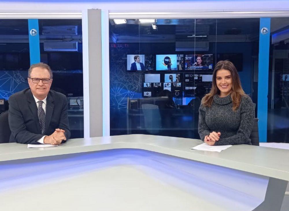 Telejornal da Rede Brasil
