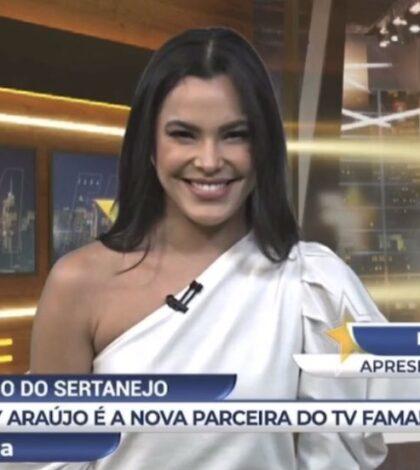 RedeTV: Emily Araújo