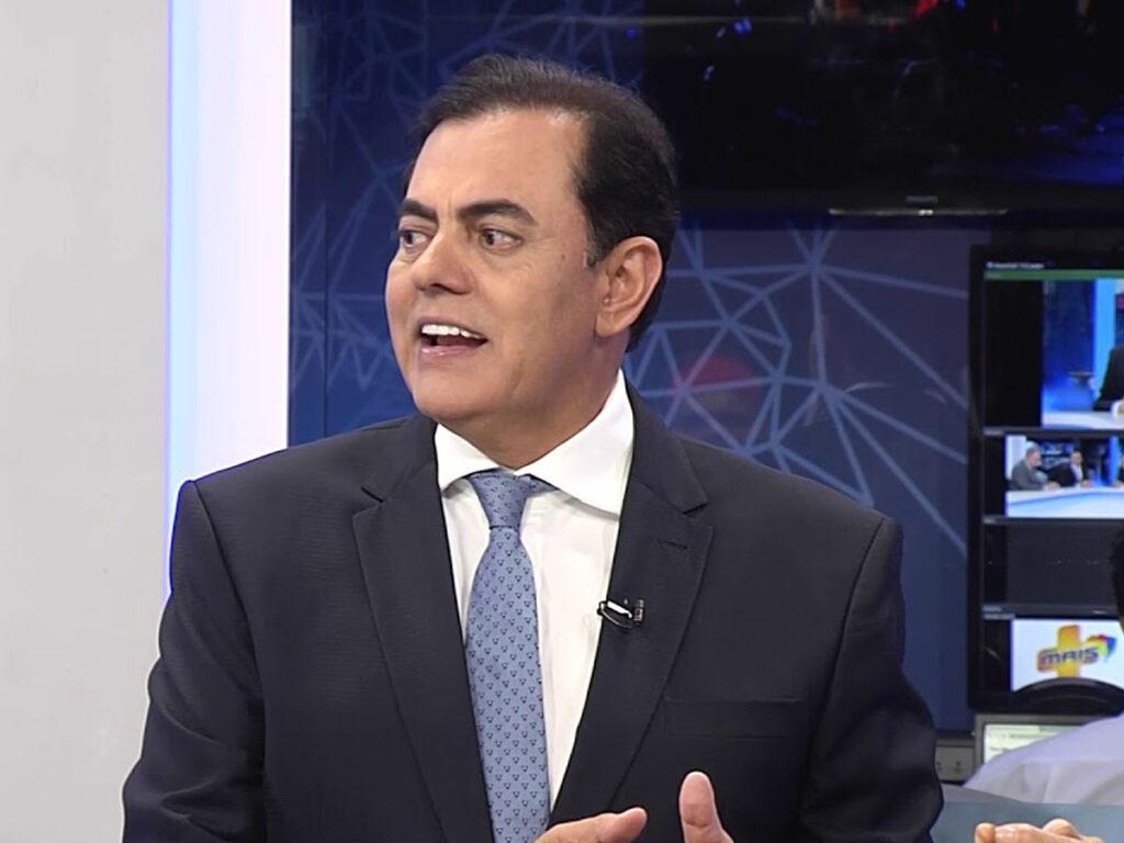 Marcos Tolentino: Dono da Rede Brasil