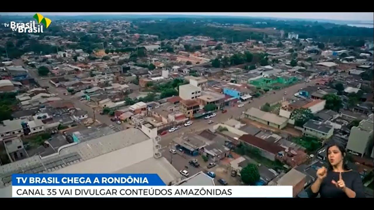 Rondônia: TV Brasil